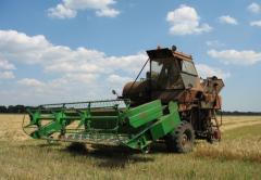 Harvester roll - ZhNU-5,1