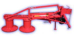 Mower of rotor 1,65 m Biardzki (Poland)