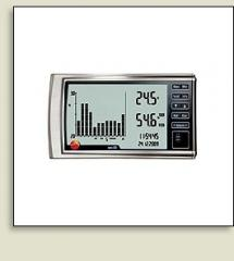 Barometer and thermohygrometer of testo 622/623
