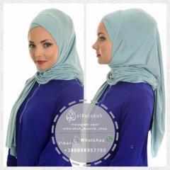 Hijab, hood (amirka) + scarf