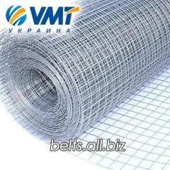 Сетка нержавеющая сварная 6 х 6 мм, диаметр