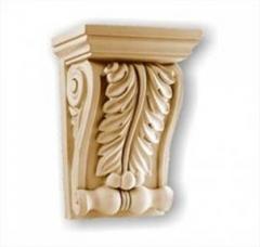 Консоль деревянная