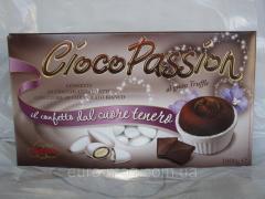 Шоколадные драже Cioco Passion с трюфельным вкусом