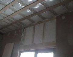 Heater cellulose of wood fibers