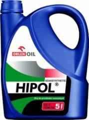 Моторное масло HIPOL® SEMISYNTETIC GL-5 75W-90 5л