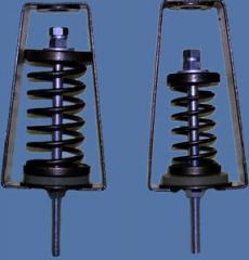 Виброизолятор подвесной пружинный ВИП-38ДО-П,
