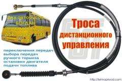 Hummock drives for buses Bogdan, the Standard,