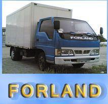Запчастини до мікроавтобусів FORLAND
