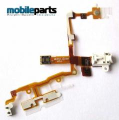 Аудио шлейф audio flex cable для Apple iPhone 3G,3GS High Copy Белый