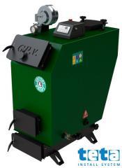Твердотопливный котел на угле Gefest-Profi V 500 кВт