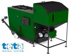 Котел на биомассе Gefest-Profi A 400 кВт