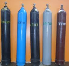 Gases technical, we offer filling of cylinders