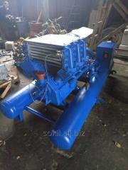 The compressor for peskostruya PKS-5.25