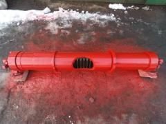 "Hydraulic cylinder of turn of an arrow (rack) PEA-1.0 of ""KARPATETs"