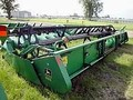Жатки зерновые John Deere 925f