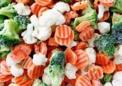 Заморожені продукти харчування