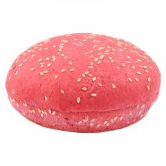 Roll for a hamburger beet with sesame 80 of...