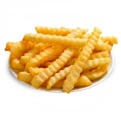 French fries Wavy 2, 5kg
