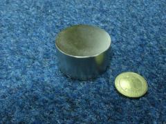 Neodymium disk 45x25