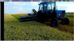 Жатка для уборки лек.трав (ромашка мята)
