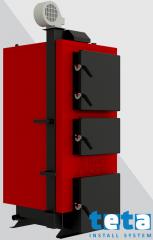 Твердотопливный котел Альтеп КТ-2Е  200 кВт DUO PLUS