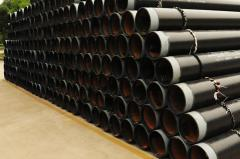 Hot-rolled boiler pipes
