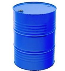 Barrel of 200 l metal