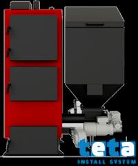 Котел пеллетный Altep КТ-2Е-SH 200 кВт
