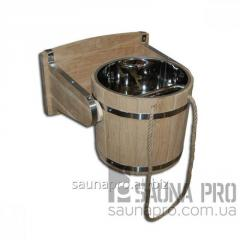 BUCKET-FALLS 15L (OAK) WITH THE CORROSION-PROOF