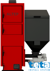 Котел пеллетный Альтеп КТ- 2Е SHN 200 кВт c допол. топкой (дрова, уголь)