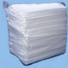 Polyethylene sheets always available