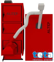 Котел пеллетный Альтеп КТ-2Е-PG с факельной горелкой ALTEP, 200 кВт