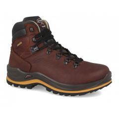 Ботинки демисезонные кожаные Grisport 13701O1 коричневые