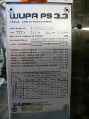 Высечка Wupa PS 3.3A.