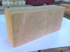 Кирпич  гиперпрессованный с гладкой  поверхностью