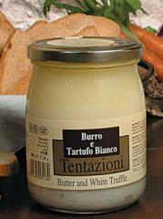 BURRO Крем-масло с пармезаном и белым трюфелем 500