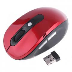 Wireless mouse of wum-03 Red