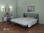 Brio, кровать