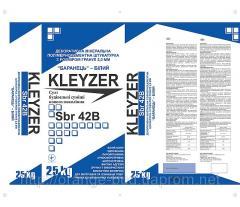 Decorative mineral polimernotsementny Kleyzer