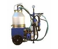 Масляный доильный аппарат АИД-1. Доильный аппарат