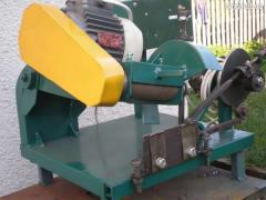 The machine tool-grinding for sharpening of tape
