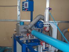 Оборудование нестандартное: станок трубонарезной