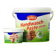 Paste for washing of hands of EilFix