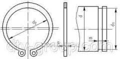 Кольцо А80 стопорное DIN471