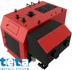 Котел пеллетный Альтеп КТ-3Е-SH 125 кВт Пеллеты, 36, Нет, 83.0, 200 кВт, 220~240 В