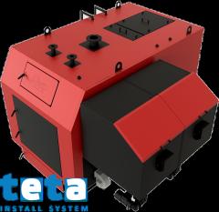 Котел пеллетный Альтеп КТ-3Е-SH 125 кВт 600 кВт