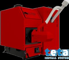 Котел пеллетный Альтеп КТ-3Е-PG с факельной горелкой ECO-PALNIK, 97 кВт