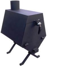 Печь Турбина 50 с варочной поверхностью 5кВт