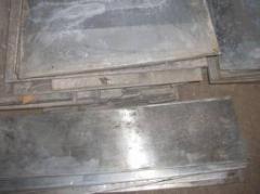 Zinc scrap and waste
