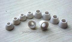 Beads is ceramic electroinsulating